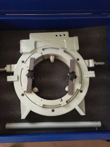 Turbine Shaft Grinding Machine Ready for Dispatch