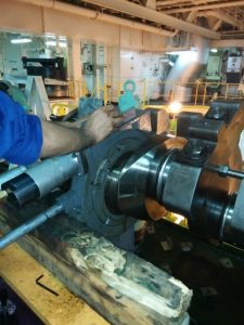 Repair of Crankshaft