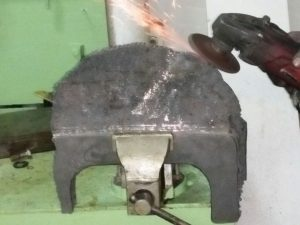 Cast Iron Casting Prepared by RA Power Solutions Pvt. Ltd.