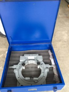 Crankshaft Grinding Machine Packed in Steel Box for Dispatch