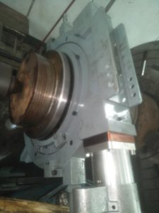 Crankshaft Grinding Services- Power Plant